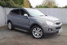 2013 Vauxhall Antara 2.2 CDTi [184] SE Nav 5 door Auto Diesel Estate