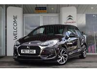 2017 Citroen DS3 1.6 BlueHDi 120 Prestige 3 door Diesel Hatchback