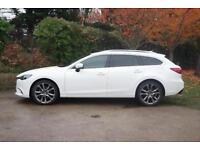 2016 Mazda 6 2.2d Sport Nav 5 door Diesel Estate