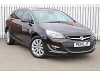 2014 Vauxhall Astra 2.0 CDTi 16V Elite 5 door Diesel Estate