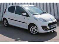 2013 Peugeot 107 1.0 Envy 5 door Petrol Hatchback