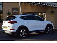 2017 Hyundai Tucson 2.0 CRDi 185 Premium SE 5 door Auto Diesel Estate