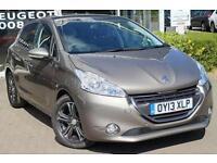 2013 Peugeot 208 1.2 VTi Intuitive 5 door Petrol Hatchback