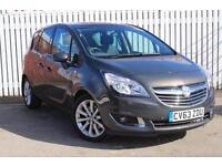 2014 Vauxhall Meriva 1.4T 16V [140] SE 5 door Petrol Estate