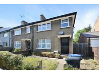 4 Bed House with large private garden