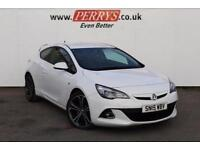2015 Vauxhall Astra GTC 1.4T 16V 140 Limited Edition 3 door Petrol COUPE