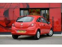 2014 Vauxhall Corsa 1.0 ecoFLEX S 3 door Petrol Hatchback