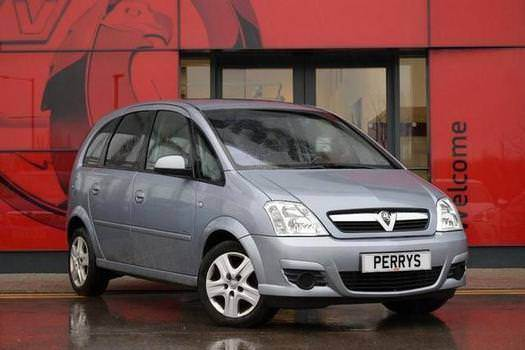 2010 Vauxhall Meriva 1.6i 16V Active 5 door Petrol Estate