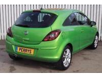 2011 Vauxhall Corsa 1.4 SXi 3 door Auto [AC] Petrol Hatchback