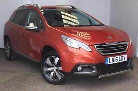 2016 Peugeot 2008 1.6 BlueHDi 100 Allure 5 door [Non Start Stop] Diesel Estate