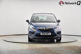2016 Vauxhall Zafira Tourer 1.4T SRi 5 door Petrol Estate