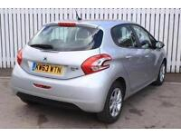 2014 Peugeot 208 1.6 e-HDi Active 5 door Diesel Hatchback