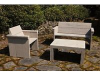garden furniture set no6
