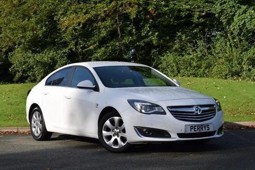 2014 Vauxhall Insignia 2.0 CDTi ecoFLEX SRi 5 door [Start Stop] Diesel Hatchback