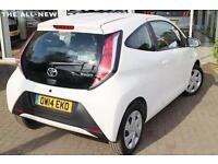 2014 Toyota AYGO 1.0 VVT-i X-Play 3 door Petrol Hatchback