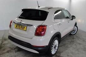 2015 Fiat 500X 1.4 Multiair Lounge 5 door Petrol Estate