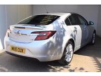 2015 Vauxhall Insignia 2.0 CDTi [163] SRi 5 door Auto Diesel Hatchback