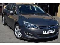 2014 Vauxhall Astra 1.4T 16V SRi 5 door Petrol Hatchback