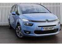 2015 Citroen C4 Grand Picasso 1.6 BlueHDi Exclusive 5 door EAT6 Diesel Estate