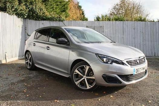 2017 Peugeot 308 2.0 BlueHDi 180 GT 5 door EAT6 Diesel Hatchback