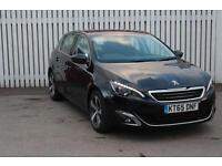 2016 Peugeot 308 2.0 BlueHDi 150 Allure 5 door Diesel Hatchback