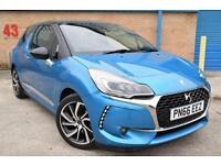 2016 Citroen DS3 1.6 BlueHDi 120 Prestige 2 door Diesel Convertible