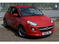 2015 Vauxhall Adam 1.2i Jam 3 door [Technical Pack] Petrol Hatchback