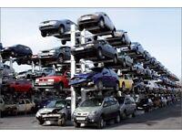 CAR SPARES BREAKERS YARD PARTS FORD + VAUXHALL ( ENGINE PETROL DIESEL GEARBOX BUMPER LIGHT