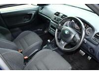2011 Skoda Fabia 1.4 TSI vRS 5 door DSG Petrol Hatchback