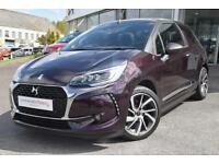 2017 Citroen DS3 1.6 THP Prestige 2 door Petrol Convertible