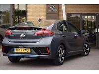 2017 Hyundai IONIQ 1.6 GDi Hybrid Premium SE 5 door DCT Hybrid Hatchback