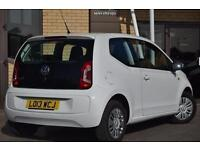 2013 Volkswagen up! 1.0 Move Up 3 door Petrol Hatchback