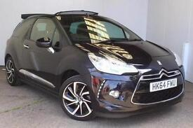 2015 Citroen DS3 1.6 e-HDi Airdream DStyle Plus 2 door Diesel Convertible