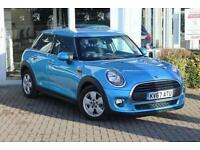 2017 MINI One 1.2 One 5 door Auto Petrol Hatchback
