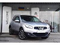 2011 Nissan Qashqai 1.6 [117] N-Tec 5 door Petrol Hatchback