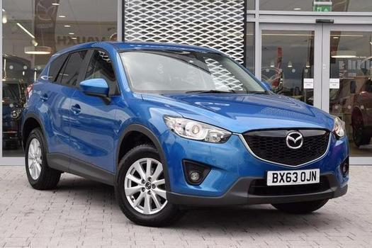 2013 Mazda CX-5 2.0 SE-L Nav 5 door Petrol Estate