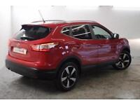 2015 Nissan Qashqai 1.2 DiG-T N-Tec+ 5 door Petrol Hatchback