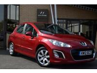 2012 Peugeot 308 1.6 HDi 92 Active 5 door Diesel Hatchback