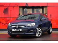 2012 Vauxhall Astra 1.6i 16V Active 5 door Petrol Hatchback