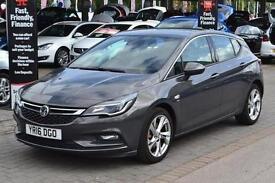 2016 Vauxhall Astra 1.6 CDTi 16V ecoFLEX SRi 5 door Diesel Hatchback