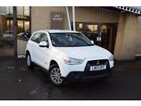 2013 Mitsubishi ASX 1.6 Attivo ClearTec 5 door Petrol Estate