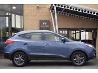 2014 Hyundai ix35 1.7 CRDi SE Nav 5 door 2WD Diesel Estate
