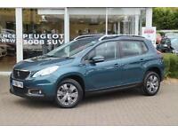 2017 Peugeot 2008 1.6 BlueHDi Active 5 door Diesel Estate