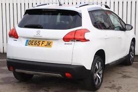 2015 Peugeot 2008 1.6 BlueHDi 100 Allure 5 door [Non Start Stop] Diesel Estate