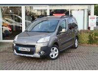 2014 Peugeot Partner Tepee 1.6 HDi 92 Outdoor 5 door Diesel Estate
