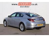 2014 Vauxhall Insignia 1.4T SE 5 door [Start Stop] Petrol Hatchback