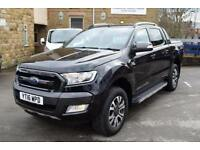 2016 Ford Ranger Pick Up Double Cab Wildtrak 3.2 TDCi 200 Auto Diesel Van