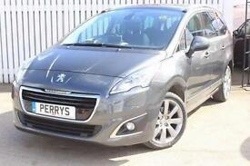 2016 Peugeot 5008 1.6 BlueHDi 120 Allure 5 door EAT6 Diesel People Carrier