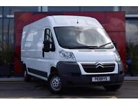 2013 Citroen Relay 2.2 HDi H2 Van 130ps Enterprise Diesel