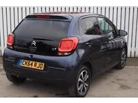 2014 Citroen C1 1.0 VTi Flair 5 door Petrol Hatchback